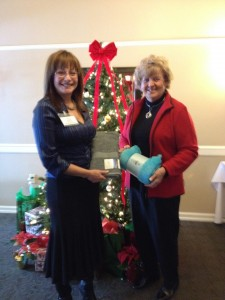 Janet Killian & Priscilla Rakestraw at WWB Event to benefit Ministry of Caring