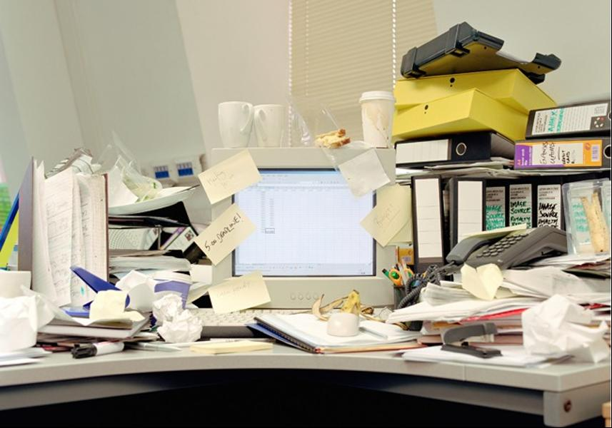 messy office pictures. The Dangers Of A Messy Desk Office Pictures