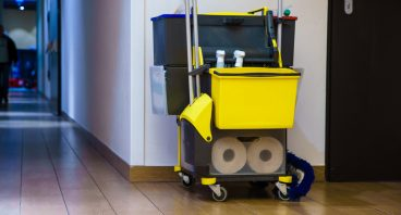 5 Reasons To Hire Professional Cleaning Services