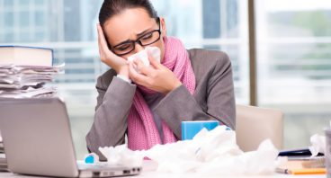 5 Tips To Follow To Avoid Getting Sick at the Office this Winter