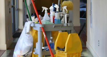 How Can Businesses Benefit from Janitorial Services?