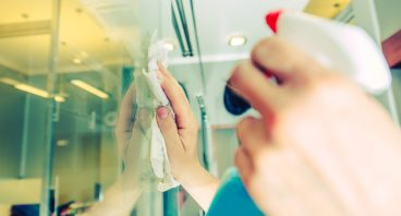 The Dangers of DIY Office Cleaning