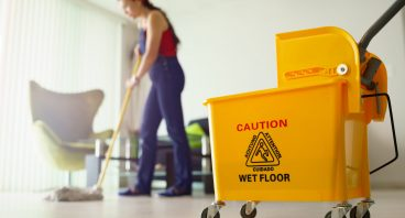 5 Ways to Prevent Slips and Falls with Commercial Cleaning in Wilmington, DE